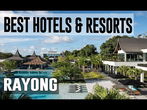 Best Hotels and Resorts in Rayong, Thailand