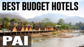 Cheap and Best Budget Hotels in Pai , Thailand