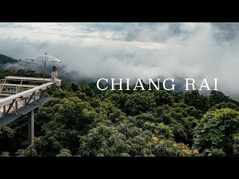 Chiang Rai – The Northernmost City in Thailand! (Travel Video)
