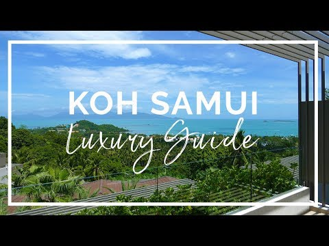 First Time to Koh Samui? Guide to Luxury Solo Travel