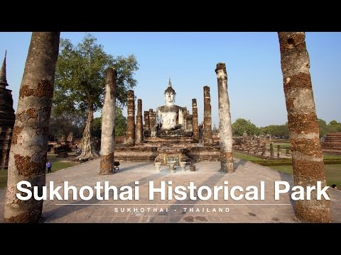 Guide to Sukhothai Historical Park