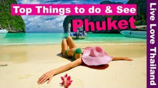 Top things to do & see in Phuket – Phuket travel guide & Tips 2019 #livelovethailand