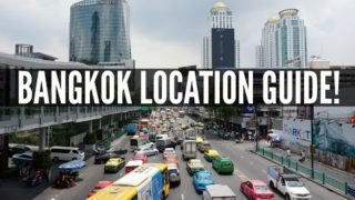 TRAVEL GUIDE OF WHERE TO STAY IN BANGKOK!