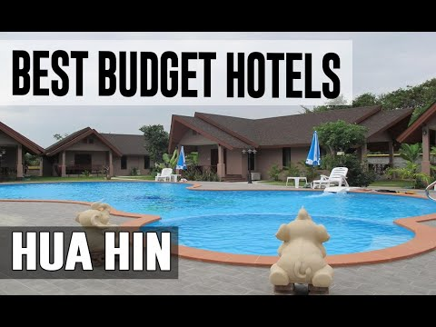 Cheap and Best Budget Hotels in Hua Hin , Thailand