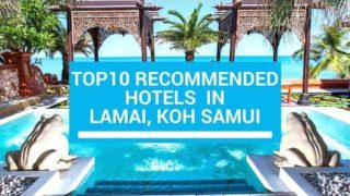 Top10 Recommended Hotels in Lamai, Koh Samui