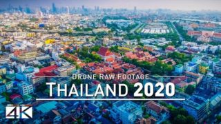 【4K】Drone RAW Footage   This is THAILAND 2020   Bangkok   Koh Samui and More   UltraHD Stock Video