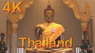 10 Best Places to Visit in Thailand in 4K Ultra HD