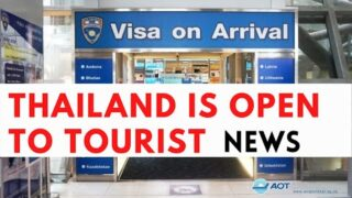 THAILAND WILL BE OPEN TO TOURISTS- (OFFICIAL) Sept update