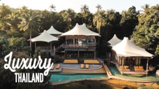 THAILAND'S MOST LUXURIOUS RESORT! Worth it in 2020?? | Let Us Live Ep. 58